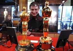 Американская киноакадемия назначила продюсеров церемонии вручения Оскаров-2013