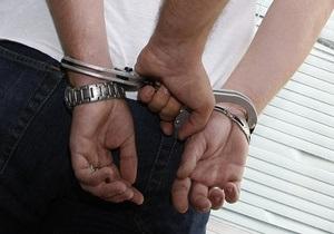 В Донецкой области задержан сбежавший заключенный