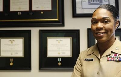 Морская пехота США хочет брать на службу девушек-спортсменок