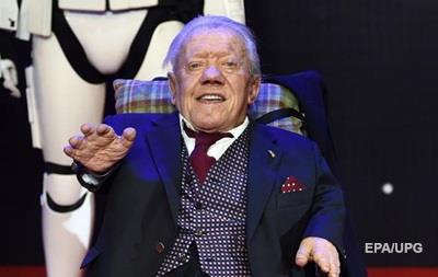 Умер актер, сыгравший R2-D2 из  Звездных войн