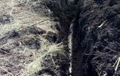 На Луганщине нашли нелегальный трубопровод