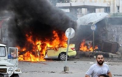 В Сирии на границе с Турцией прогремел взрыв: погибли 35 человек