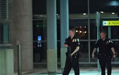 Терминал аэропорта Нью-Йорка эвакуировали