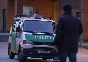 В Лейпциге  на станции городской электрички сработало самодельное взрывное устройство