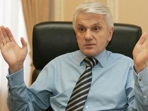 Литвин пообещал Беларуси поддержку в отношениях с Европой