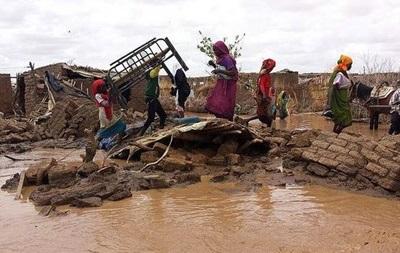 Наводнения в Судане: тысячи разрушенных домов, сто погибших