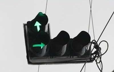 На Audi будут устанавливать оповещение о смене сигнала светофора