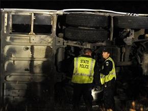 В Айдахо разбился автобус со школьниками: один погибший, десятки пострадавших