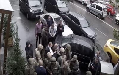 Появилось видео конфликта работников НАБУ и ГПУ