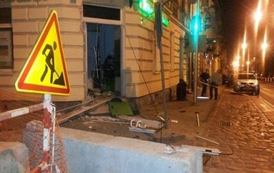Подрыв банкомата во Львове: полиция сообщила подробности