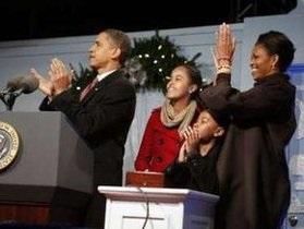 Обама отпразднует Рождество и Новый год на Гавайях