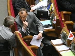 Кожемякин: ПР подкупает депутатов для голосования за отставку Кабмина