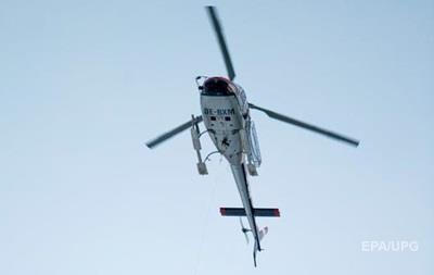 У Чехії впав вертоліт, є жертви