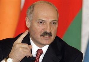 Лукашенко: Беларусь не будет ползать на коленях ни перед кем
