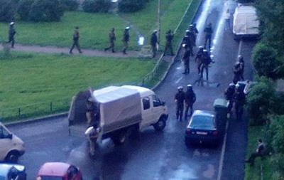 Спецоперация в Санкт-Петербурге: четверо убитых
