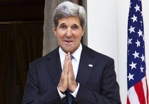 Керри: палестинцы и Израиль могут начать переговоры