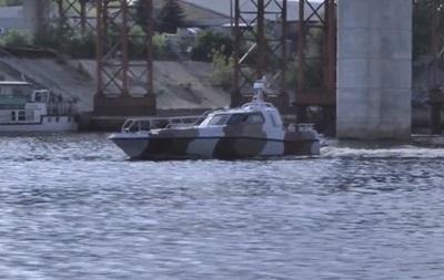 Пограничники испытали модернизированный катер
