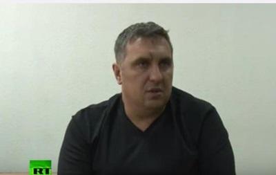 Обнародованы новые показания Панова по Крыму