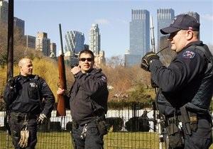 Нью-Йорк признали самым безопасным городом среди американских мегаполисов