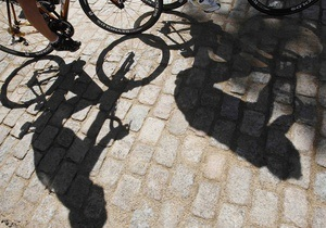 В Виннице появились велосипедные дорожки