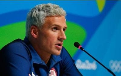 Плавець зі США вибачився за брехню про пограбування в Ріо