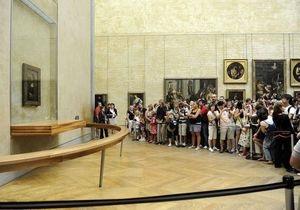 Сегодня из-за забастовки персонала закрылся Лувр
