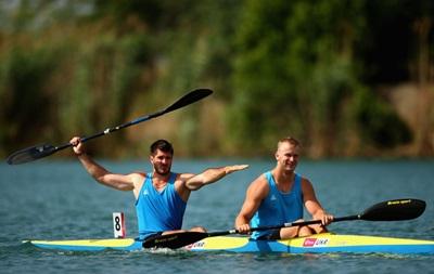 Українські каноїсти завоювали  бронзу  на Олімпіаді
