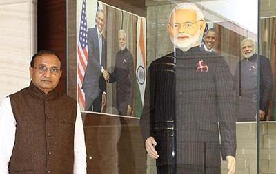 Костюм премьера Индии вошел в книгу рекордов Гиннесса