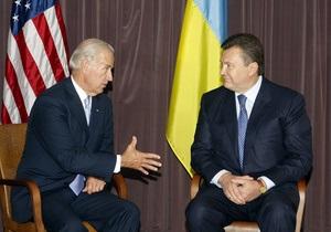 США предостерегли Януковича от  выборочного преследования