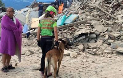 Землетрясение в Италии: не менее шести погибших