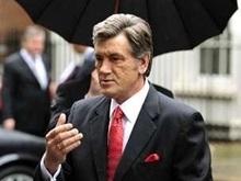 Ющенко выступил перед депутатами парламента Британии