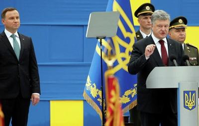 Порошенко: Крим і Донбас повернемо шляхом дипломатії