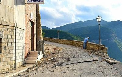 Землетрус в Італії: десятки загиблих