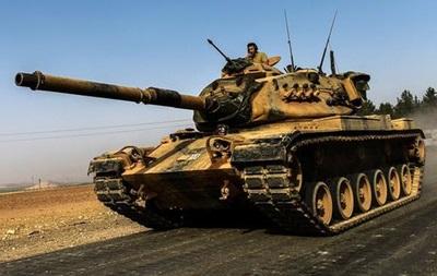 Дамаск назвал вторжение турецких танков нарушением суверенитета Сирии