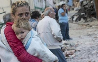 В Італії оголошено жалобу за жертвами землетрусу