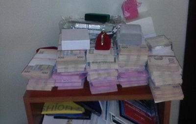 В квартире ректора-взяточника НАУ нашли миллионы