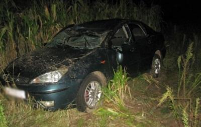 Под Черниговом пьяный водитель сбил трех детей