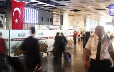 В один з аеропортів Туреччини випустили ракети