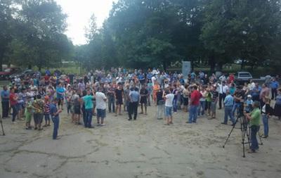 На Одесчине полиция готовится выселить ромов