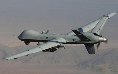 В воздушное пространство Ирана вторгся беспилотник США
