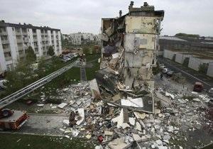 Число жертв обрушения дома во Франции возросло