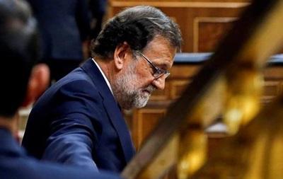 Рахой не смог добиться переизбрания премьером Испании