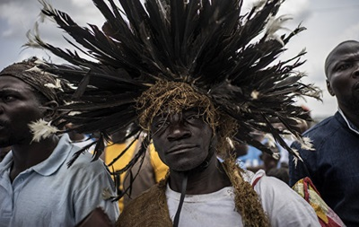 У Габоні пікетники підпалили будівлю парламенту - ЗМІ