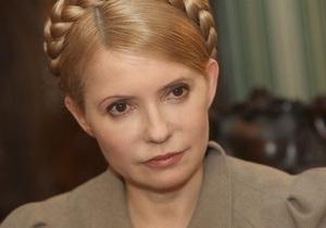 Тимошенко: Янукович грубо нарушил Конституцию, продлив срок пребывания ЧФ РФ