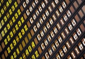 Из-за густого тумана не работают аэропорты в Харькове и Одессе