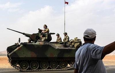 Германия призвала Турцию не затягивать операцию в Сирии