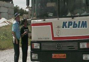 В Крыму водитель автобуса, находясь под действием наркотиков, перевозил 48 пассажиров
