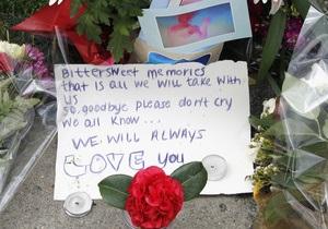 Фотогалерея: We Will Always Love You. В США простились с Уитни Хьюстон