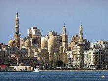 В Египте рухнул 12-этажный жилой дом