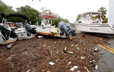 Ураган Эрмина обесточил во Флориде 300 тысяч домов